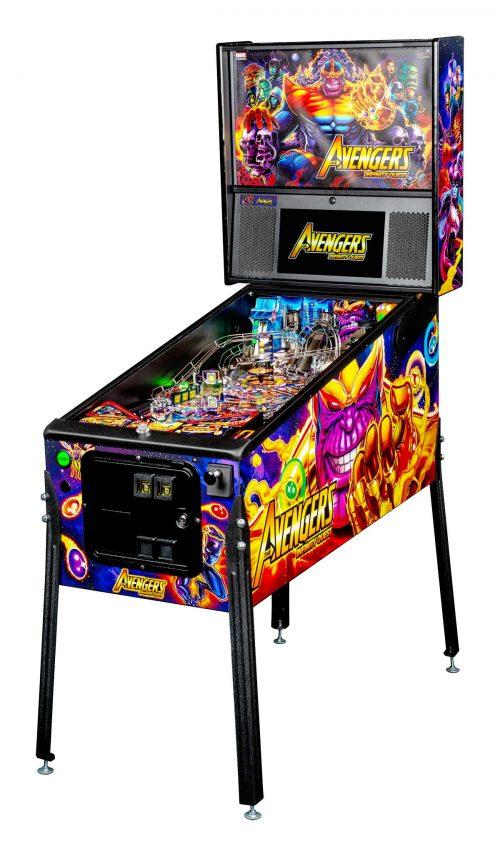 Avengers Infinity Quest Premium