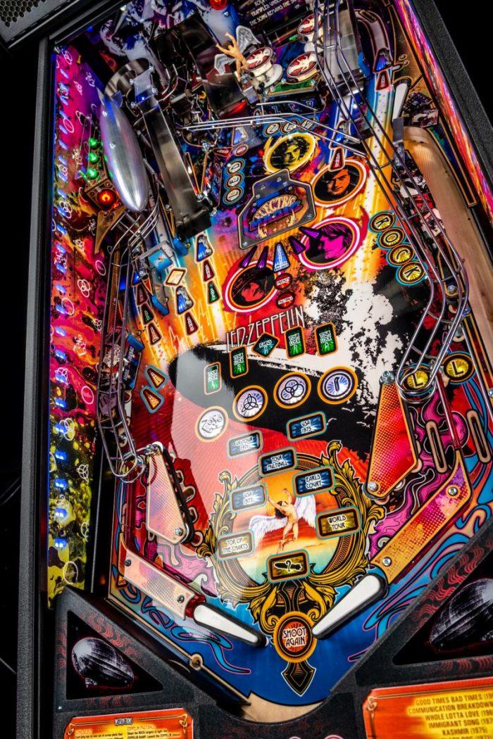Pinball Led Zeppelin Premium