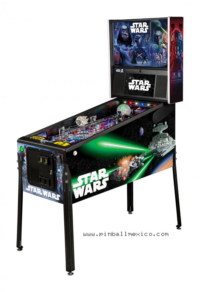Pinball Star Wars Premium
