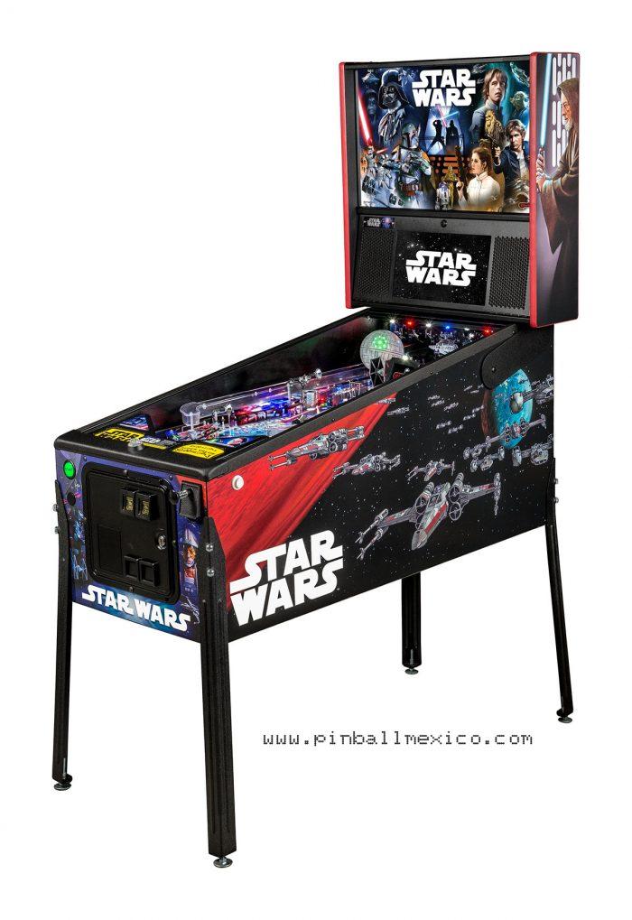 Pinball de Star Wars Pro